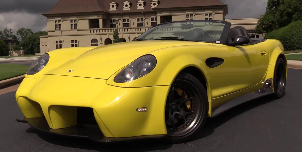 Panoz Esperante Spyder/Spyder GT Review