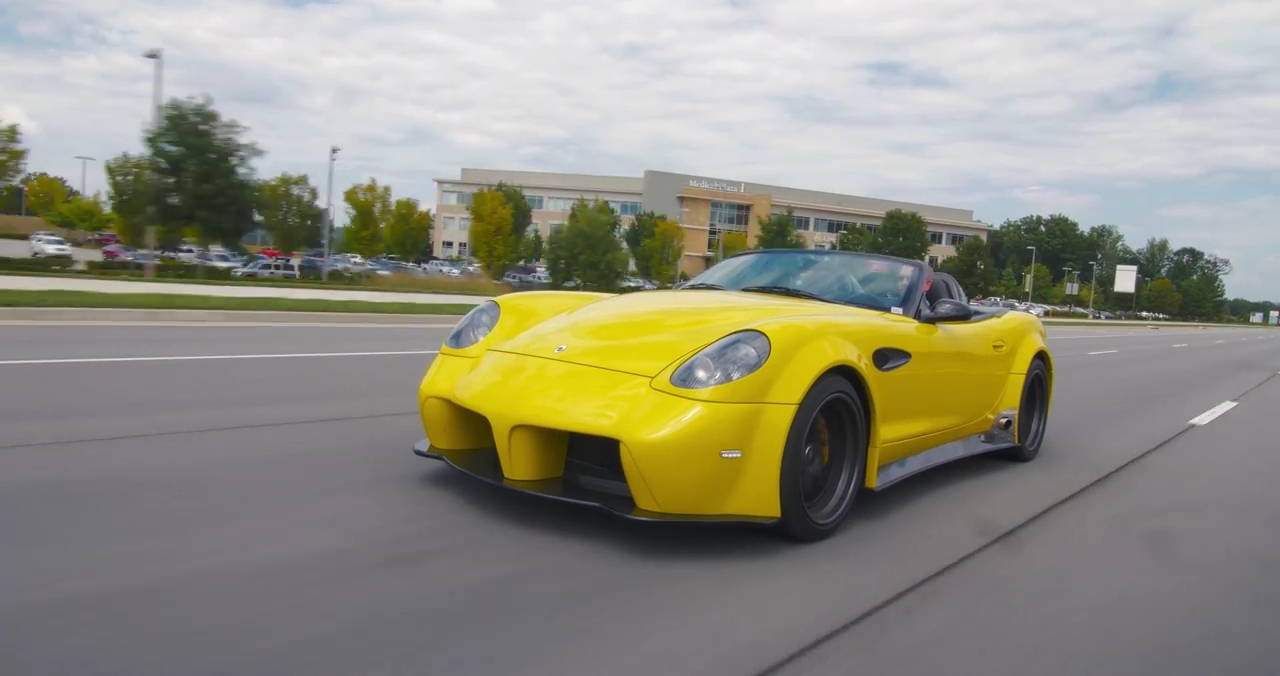 "Panoz Esperante Review – The Most ""Hidden"" Supercar"